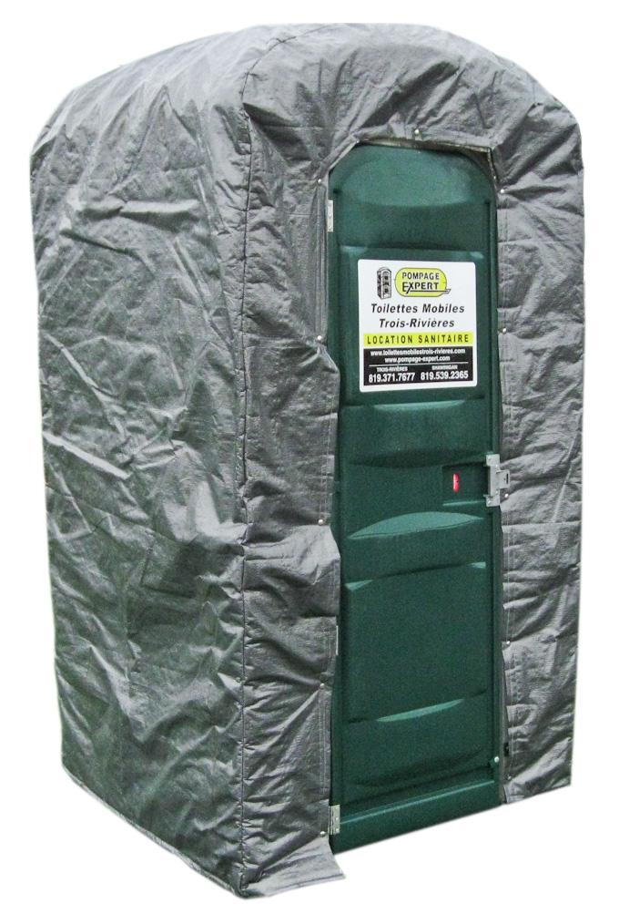housse isolante accessoire sanitaire pompage expert