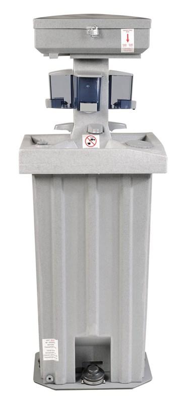 unité 4 lavabos accessoire sanitaire pompage expert